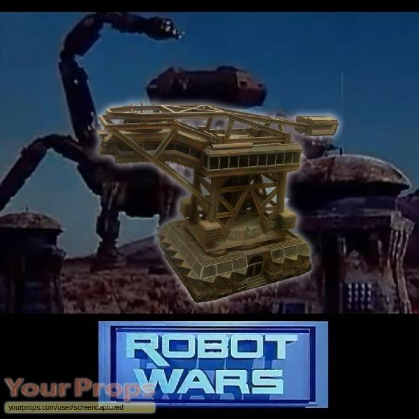 Robot Wars original model   miniature