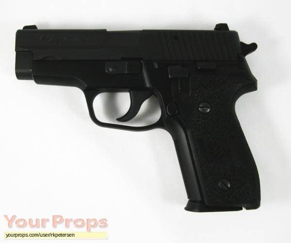 In the Line of Fire replica movie prop