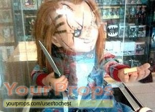 Seed of Chucky replica movie prop