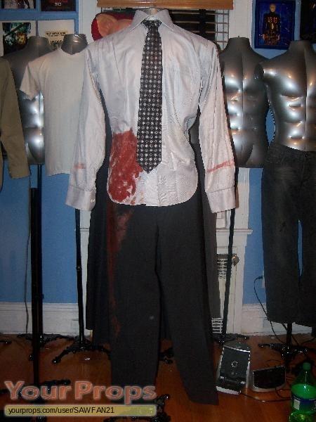 Saw VI original movie costume