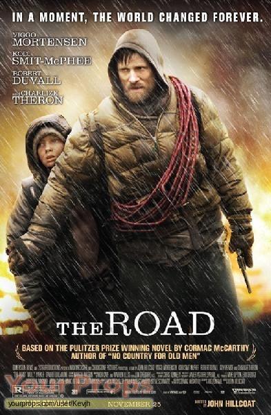The Road original movie costume