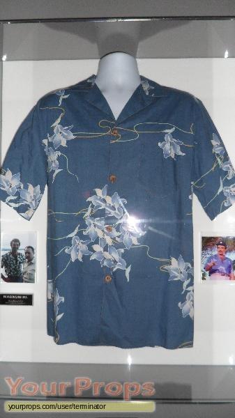 Magnum  P I  original movie costume