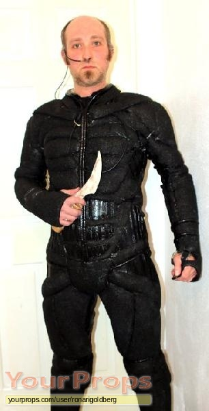Dune replica movie costume