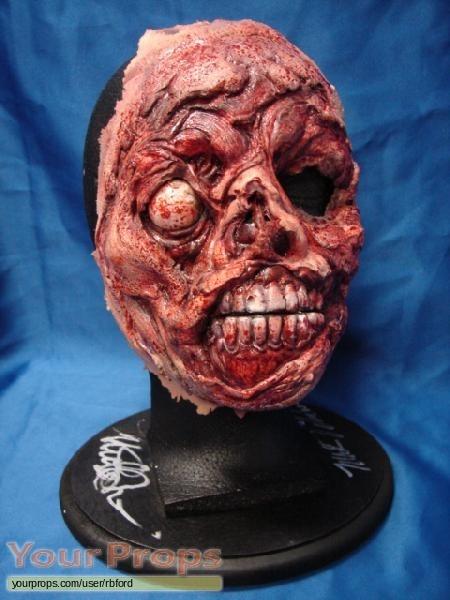 The Hills Run Red original make-up   prosthetics