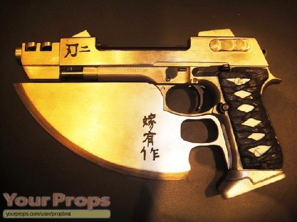Blade 2 original movie prop weapon