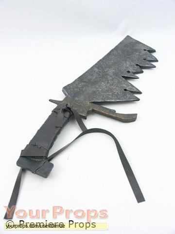 H2  Halloween 2 original movie prop weapon