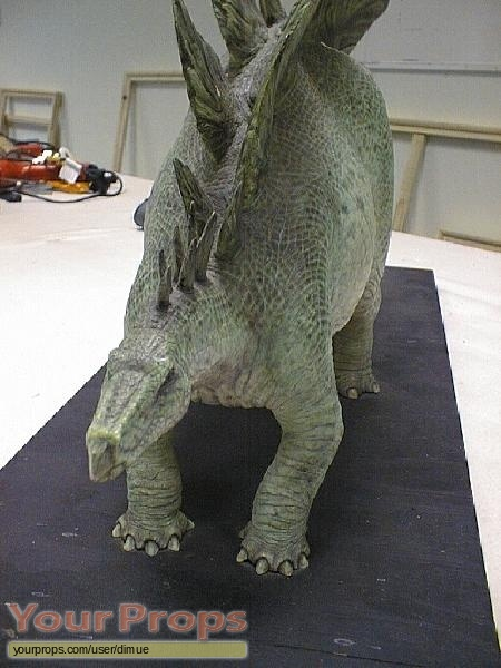 Jurassic Park 2  The Lost World original movie prop