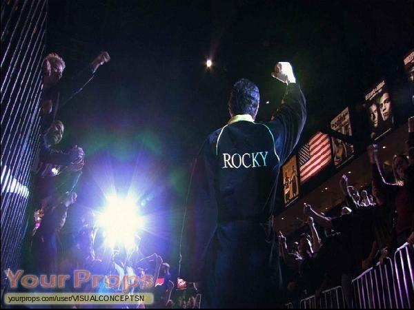 Rocky Balboa replica movie costume