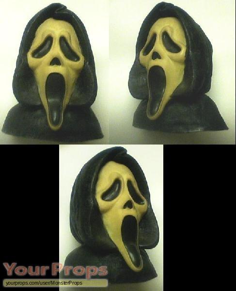 Scream replica movie prop