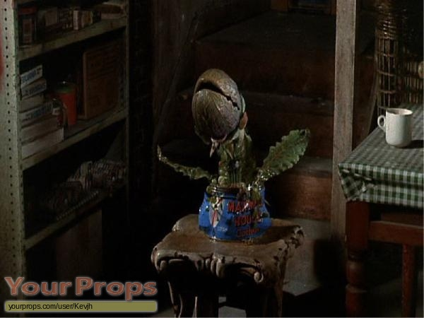 Little Shop of Horrors original movie prop