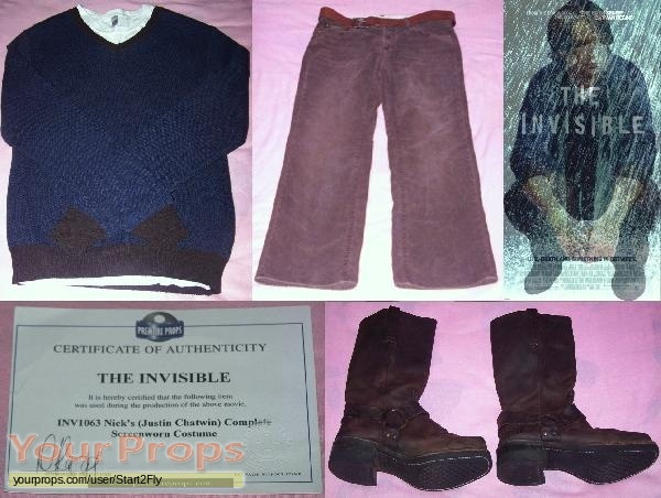 The Invisible original movie costume