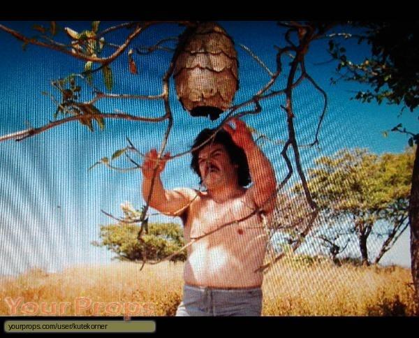 Nacho Libre original movie prop