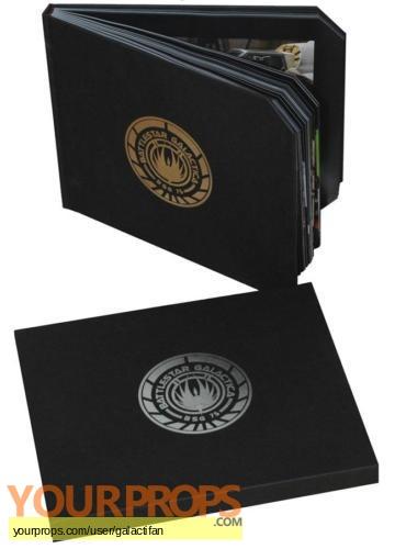 Battlestar Galactica original film-crew items