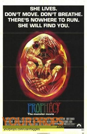 Prophecy original production material