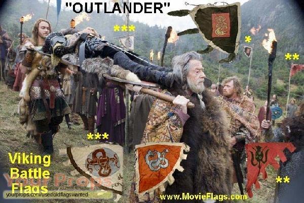 Outlander original movie prop
