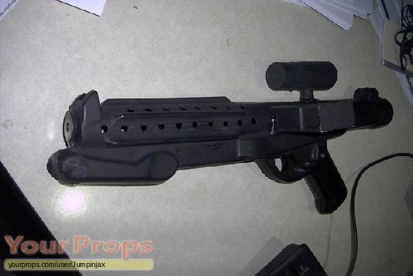 Blackstar Warrior original movie prop weapon