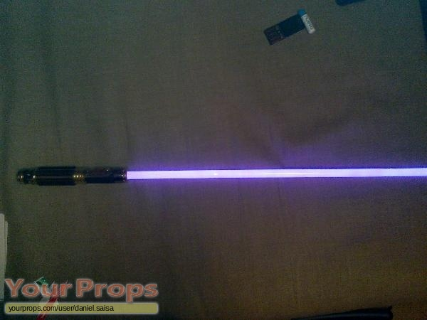 Star Wars  Revenge Of The Sith replica movie prop