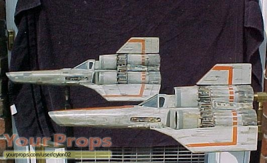 Battlestar Galactica original model   miniature