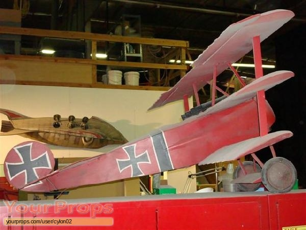 Flyboys original movie prop
