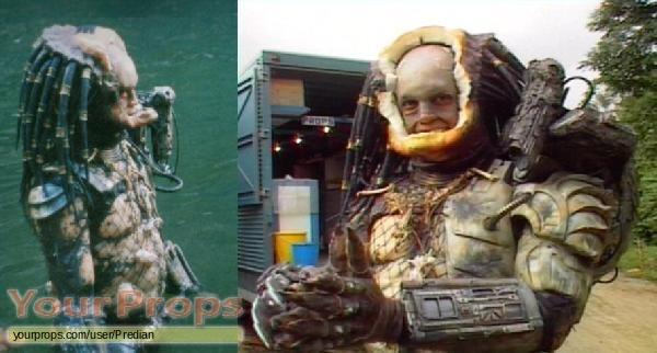 Predator original movie prop
