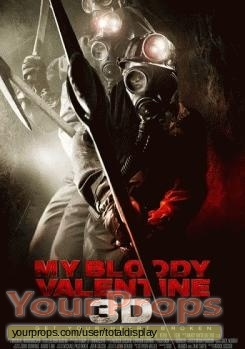 My Bloody Valentine original movie costume
