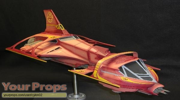 Buck Rogers in the 25th Century original movie prop