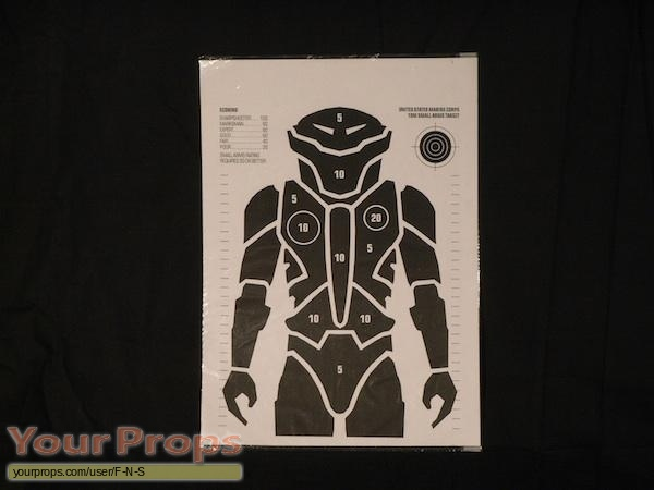 Space  Above and Beyond original movie prop