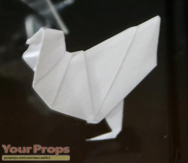 Blade Runner Replica Movie Prop Gaff Chicken Origami