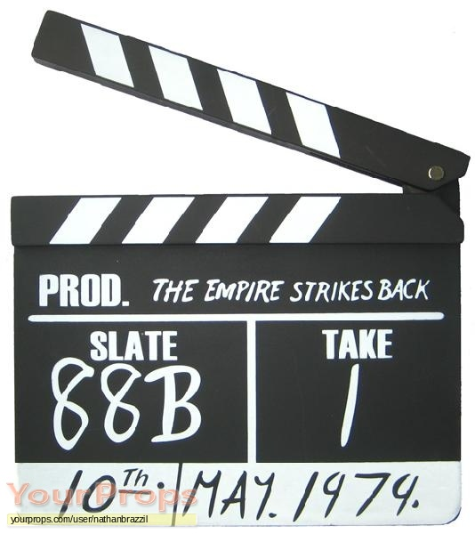 Star Wars  The Empire Strikes Back replica production material