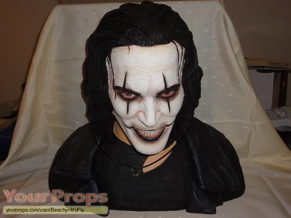 The Crow replica movie prop