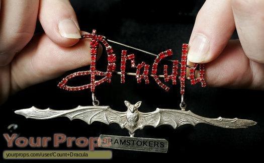 Bram Stokers Dracula replica production material