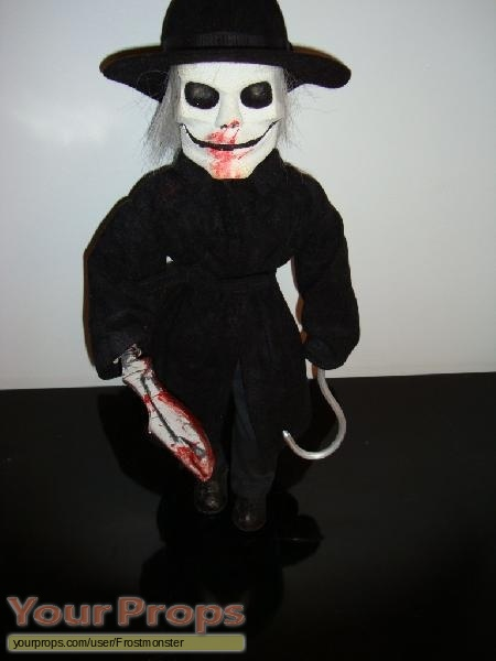 Puppet Master original movie prop