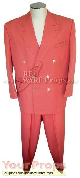 Red Dwarf original movie costume