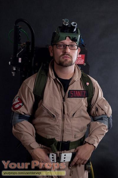 Ghostbusters replica movie costume