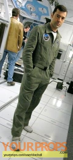 Defying Gravity replica movie costume