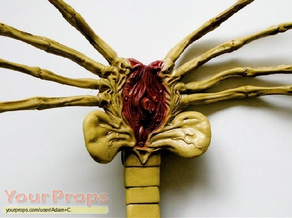Aliens replica movie prop