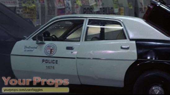 The Terminator original movie prop