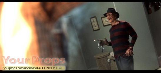 Freddy vs  Jason original movie costume