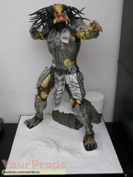 Alien vs  Predator original model   miniature