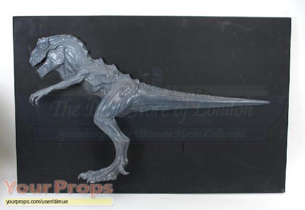 Godzilla original production material