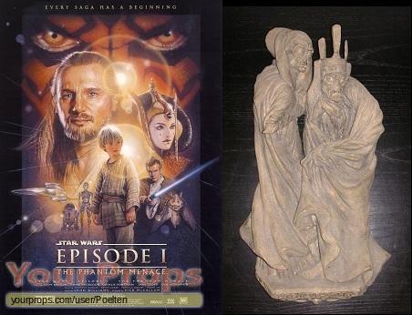 Star Wars  The Phantom Menace original production material