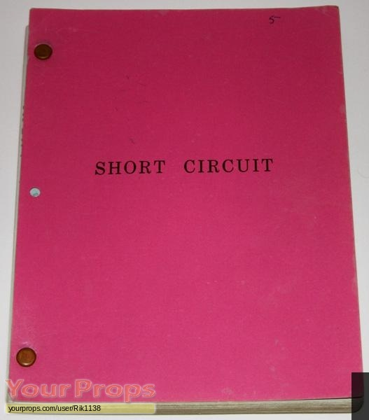 Short Circuit original production material