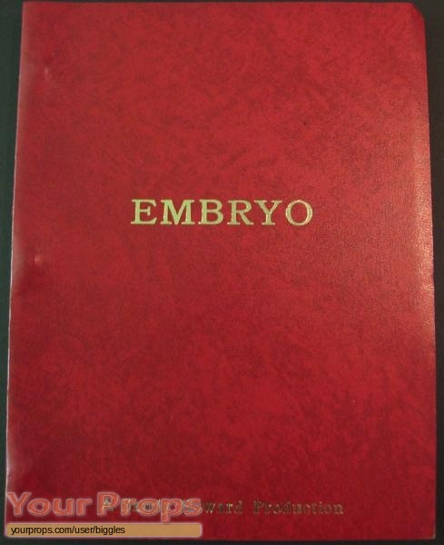 Embryo original production material