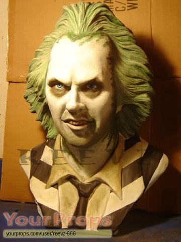 Beetlejuice replica movie prop