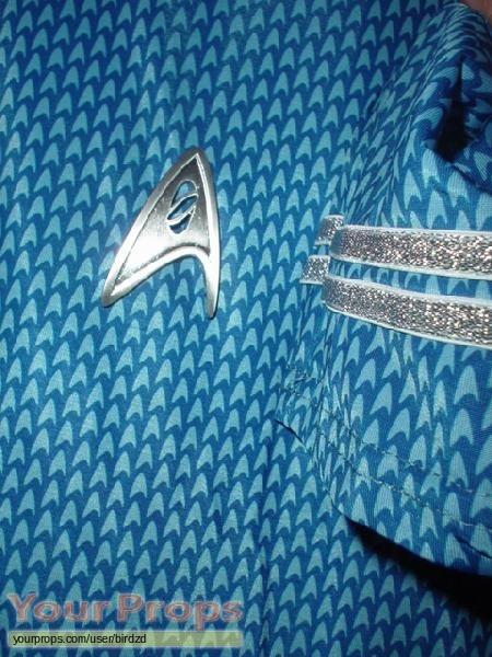 Star Trek replica movie costume