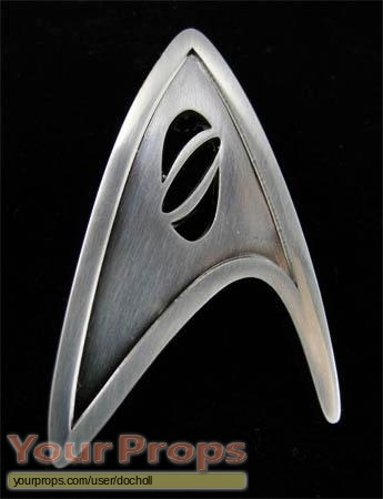 Star Trek replica movie prop