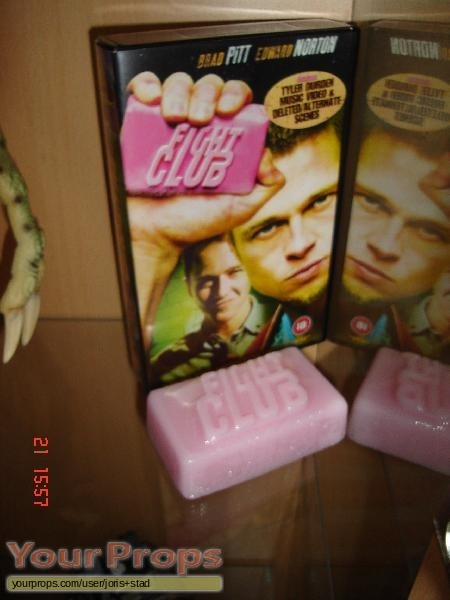 Fight Club replica movie prop