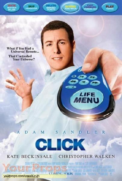 click original movie prop