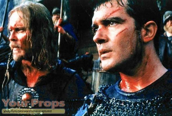 The 13th Warrior original movie prop