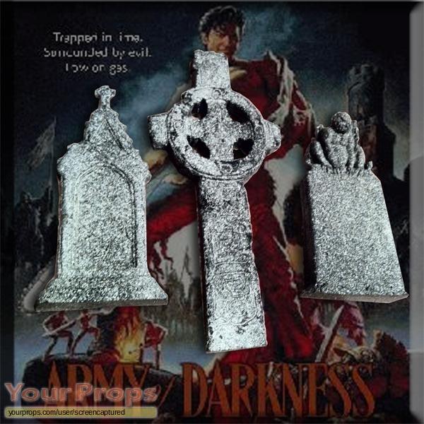 Army of Darkness original movie prop